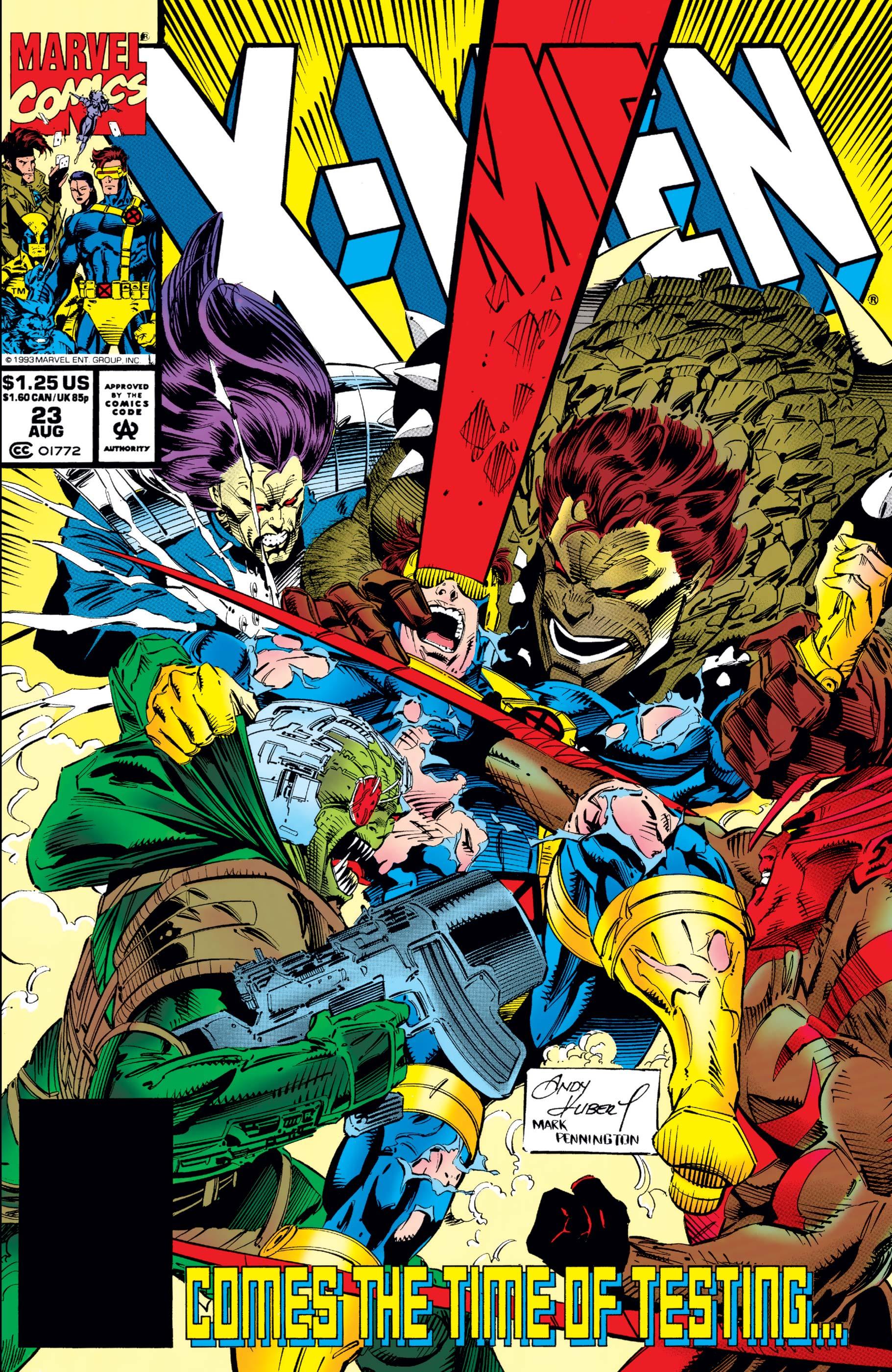 X-Men (1991) #23