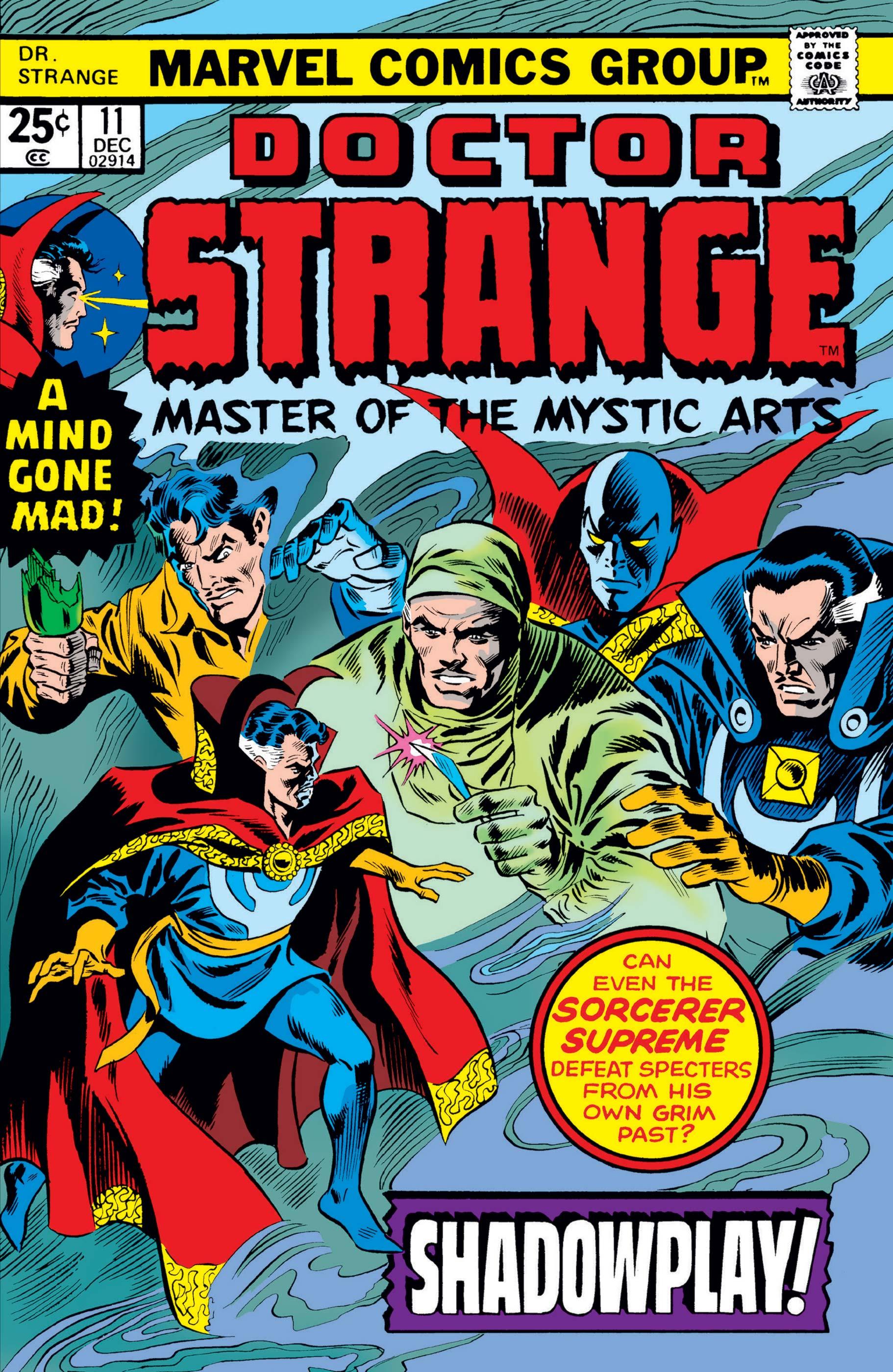 Doctor Strange (1974) #11