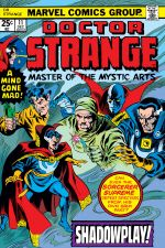 Doctor Strange (1974) #11 cover