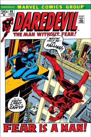 Daredevil (1964) #90