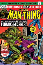 Man-Thing (1974) #21 cover