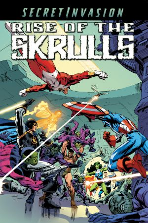 Secret Invasion: Rise Of The Skrulls (Trade Paperback)