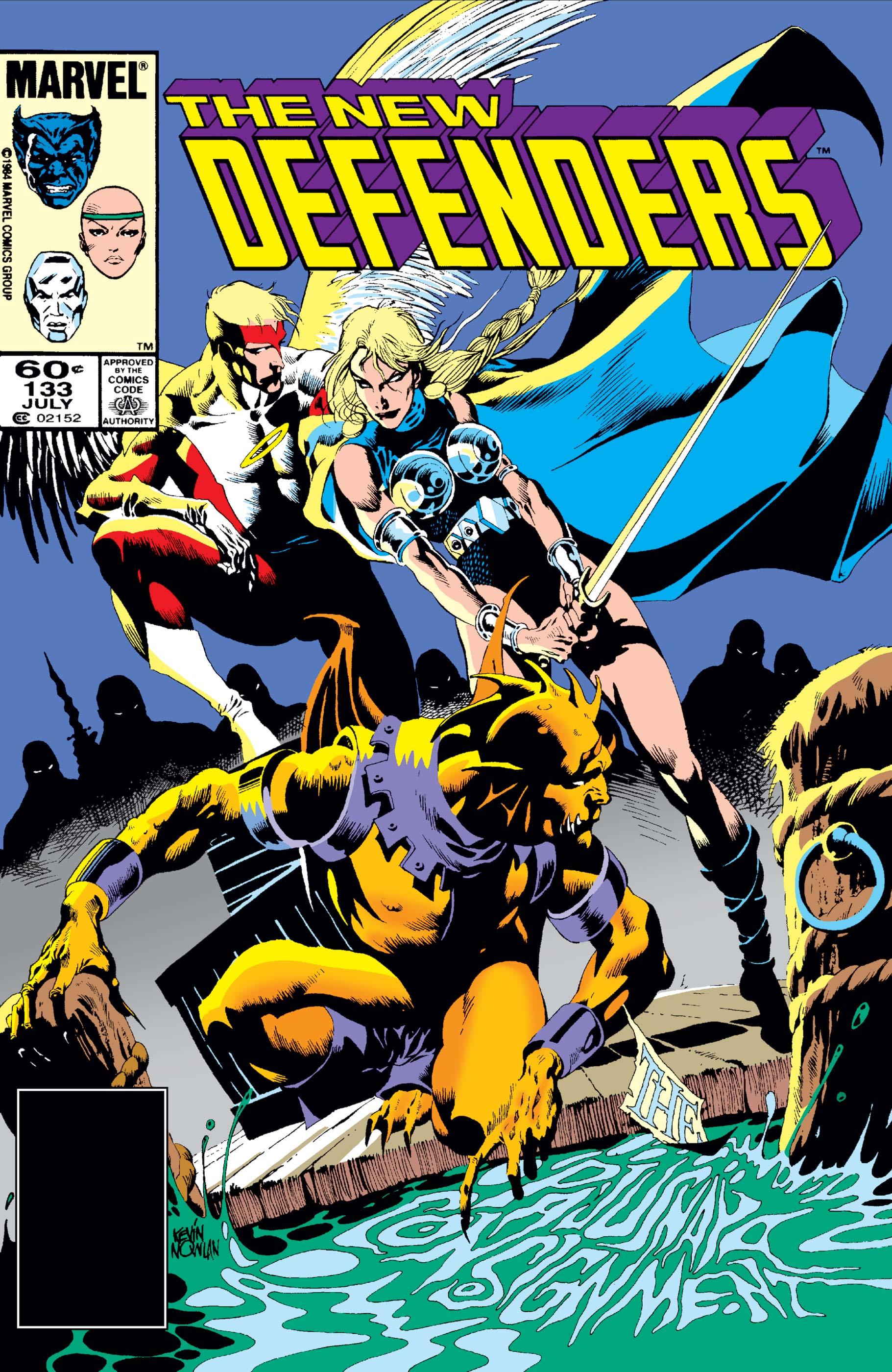 Defenders (1972) #133