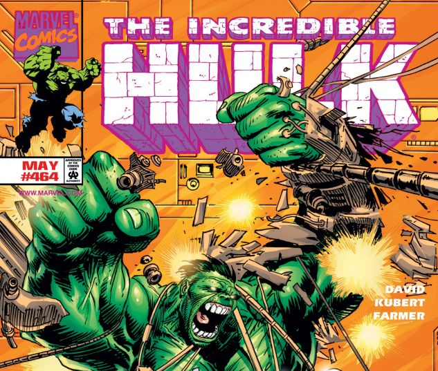 INCREDIBLE HULK (1962) #464