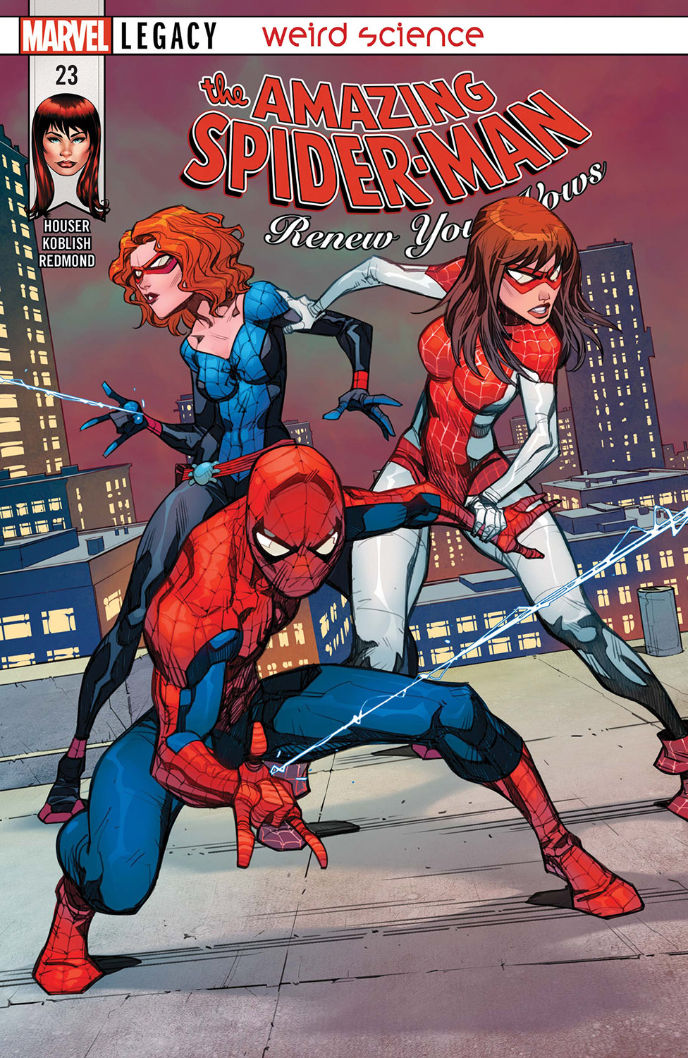 Amazing Spider-Man: Renew Your Vows (2016) #23
