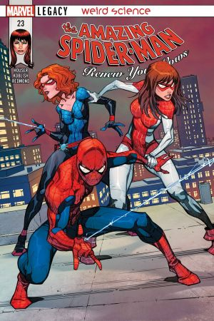 Amazing Spider-Man: Renew Your Vows #23