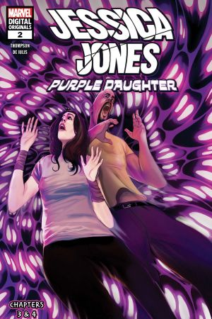 Jessica Jones - Marvel Digital Original: Purple Daughter #2