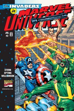 Marvel Universe #2
