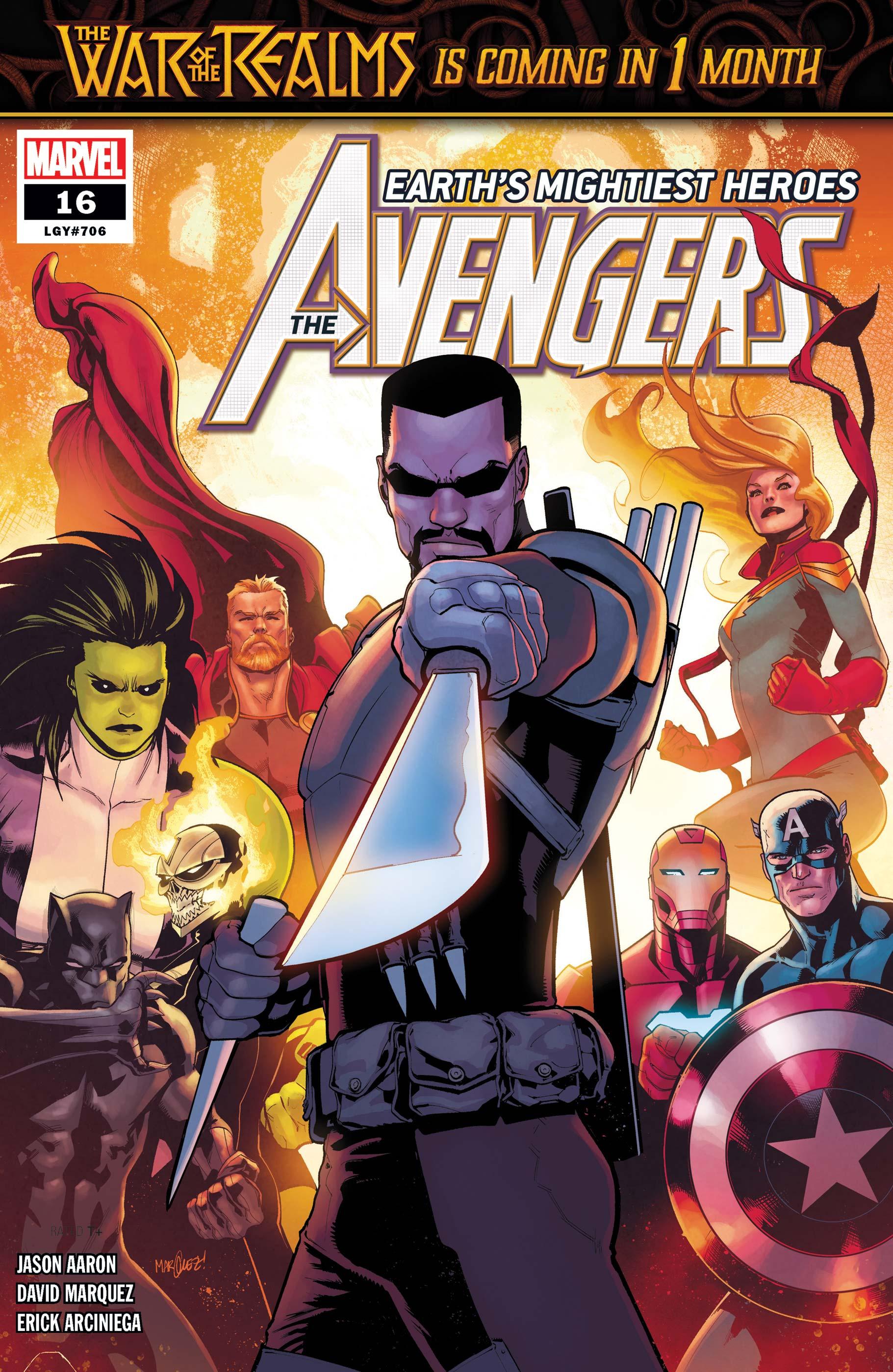Avengers (2018) #16