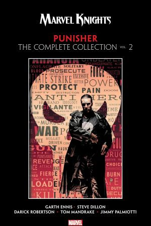 Marvel Knights Punisher By Garth Ennis: The Complete Collection Vol. 2 (Trade Paperback)