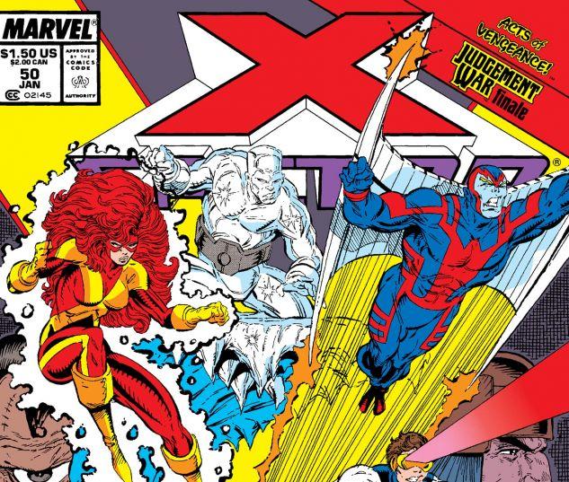 X-Factor (1986) #50