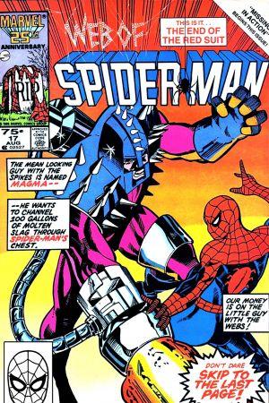 Web of Spider-Man (1985) #17