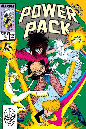 Power Pack (1984) #53