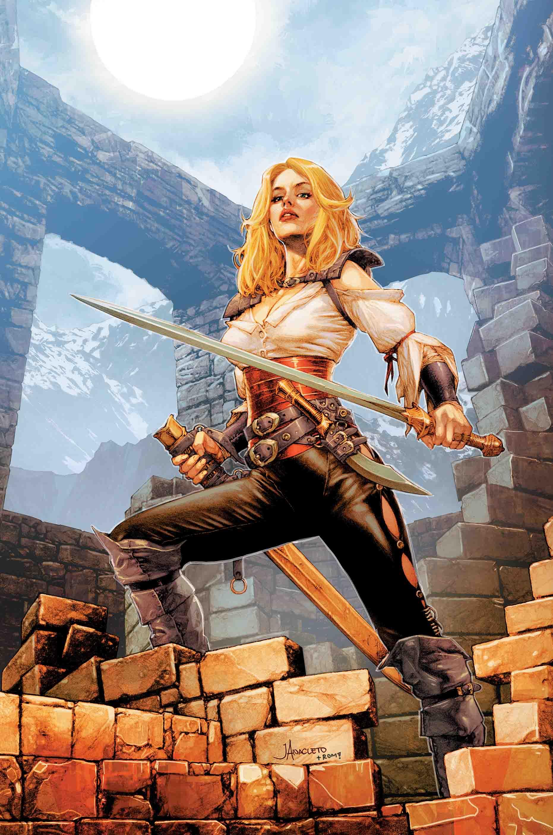 Age of Conan: Valeria (2019) #1