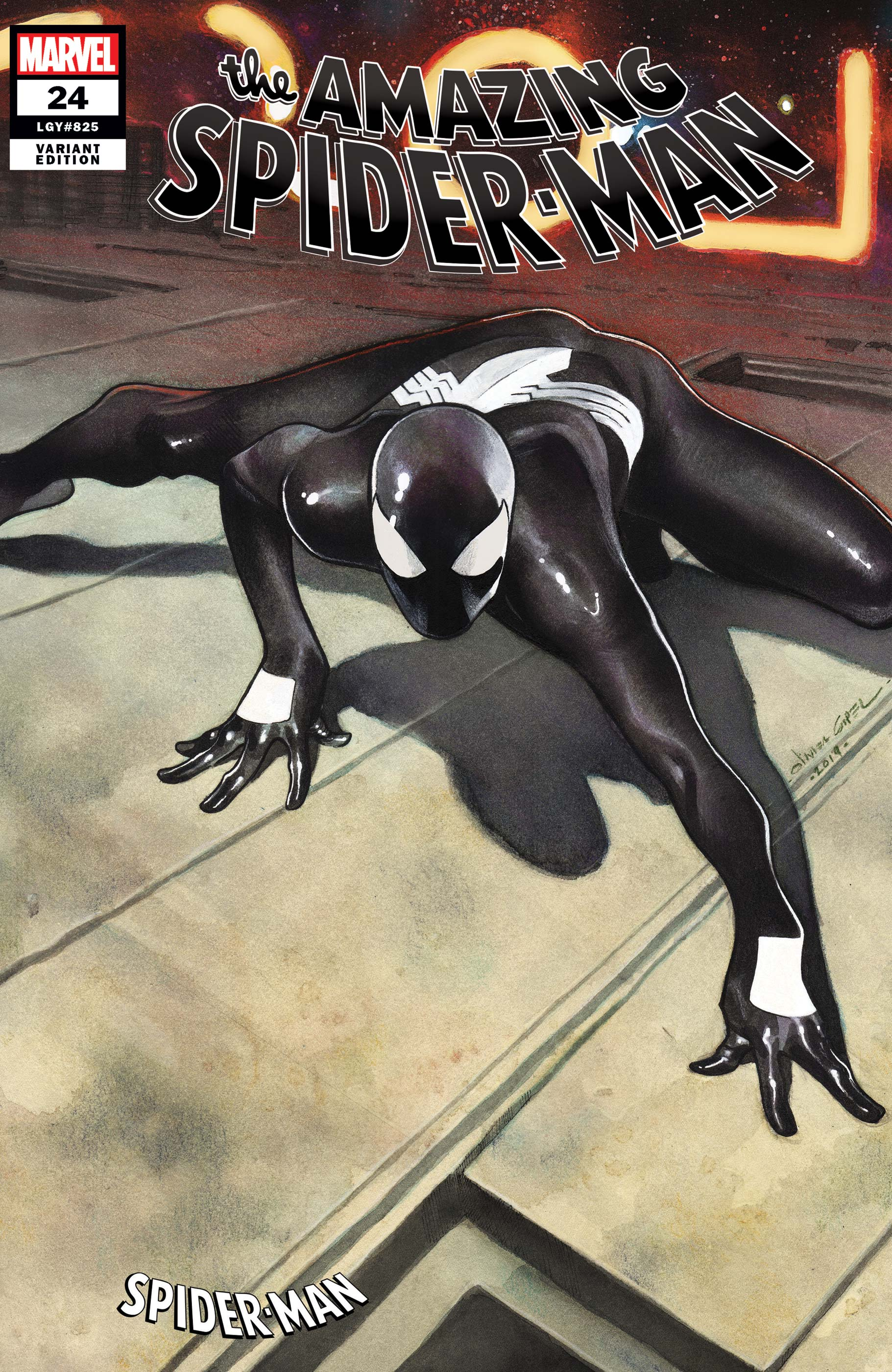 The Amazing Spider-Man (2018) #24 (Variant)