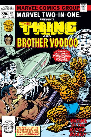 Marvel Two-in-One #41