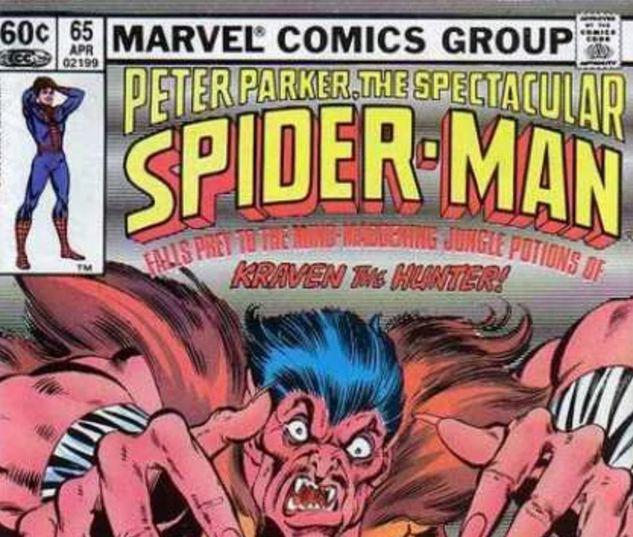 Peter Parker, the Spectacular Spider-Man #65