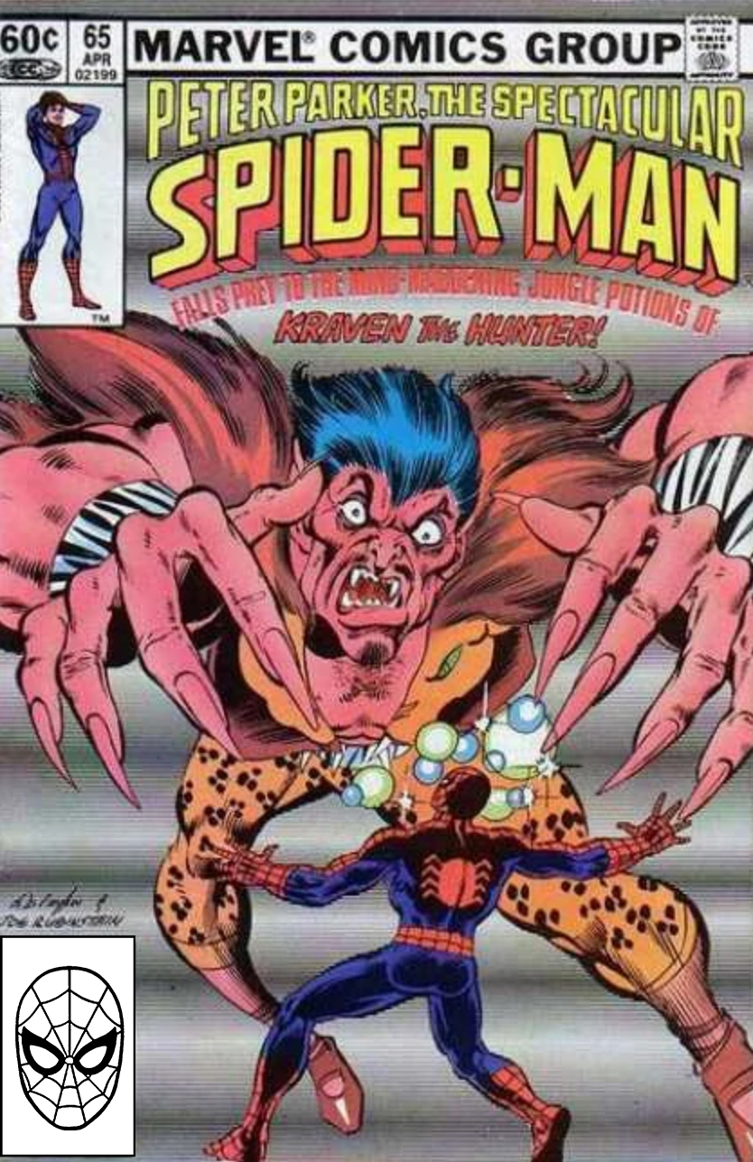 Peter Parker, the Spectacular Spider-Man (1976) #65