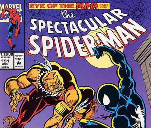 Spectacular Spider-Man #191