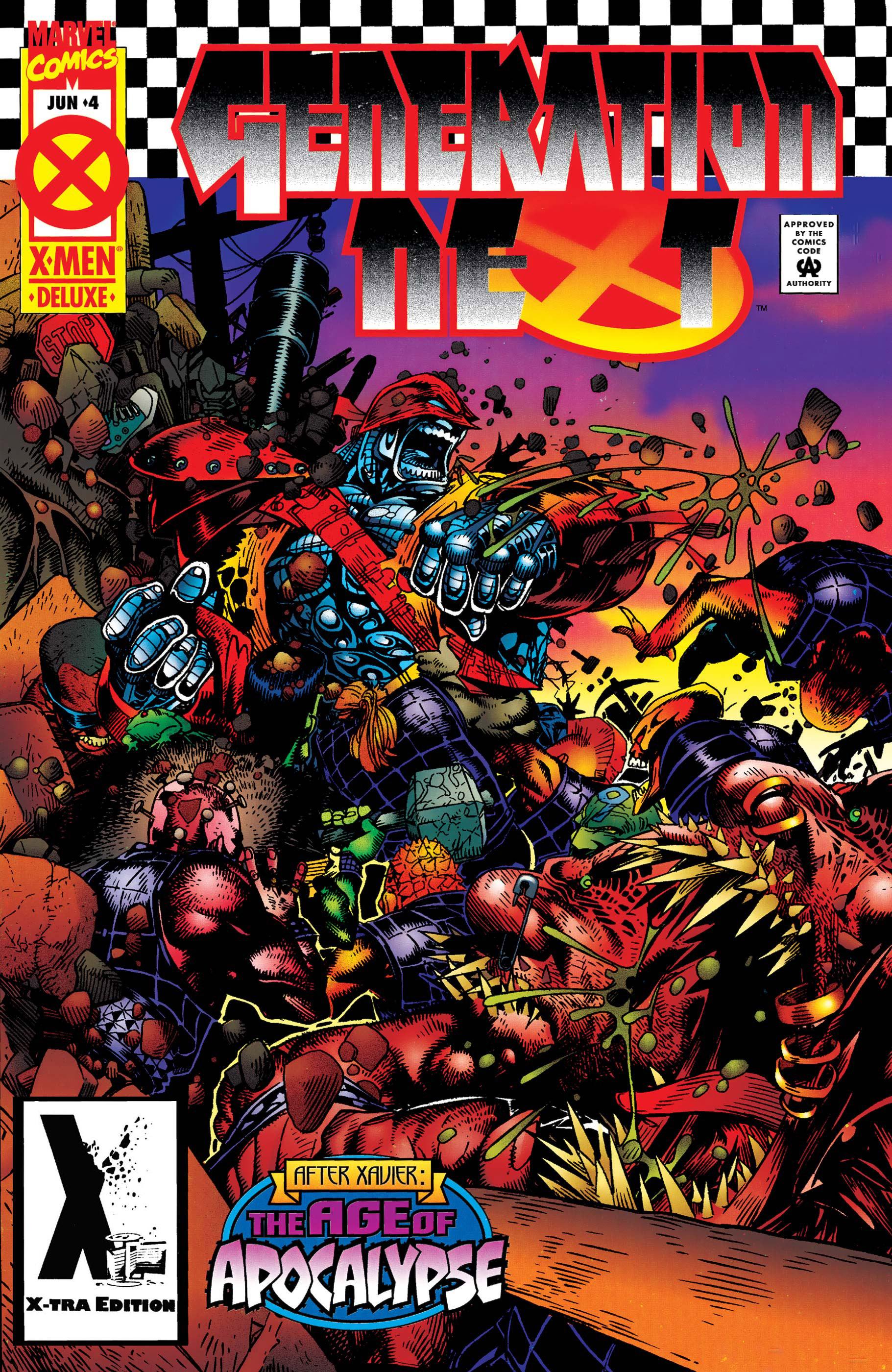 Generation Next (1995) #4