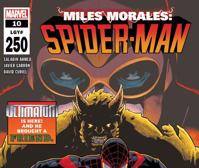 Miles Morales: Spider-Man #10