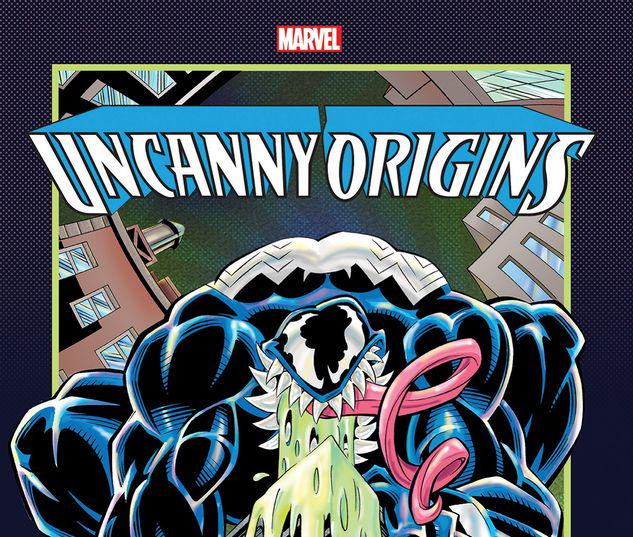 UNCANNY ORIGINS: MUTANTS & MONSTERS GN-TPB #1
