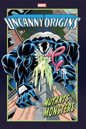 Uncanny Origins: Mutants & Monsters (Trade Paperback)