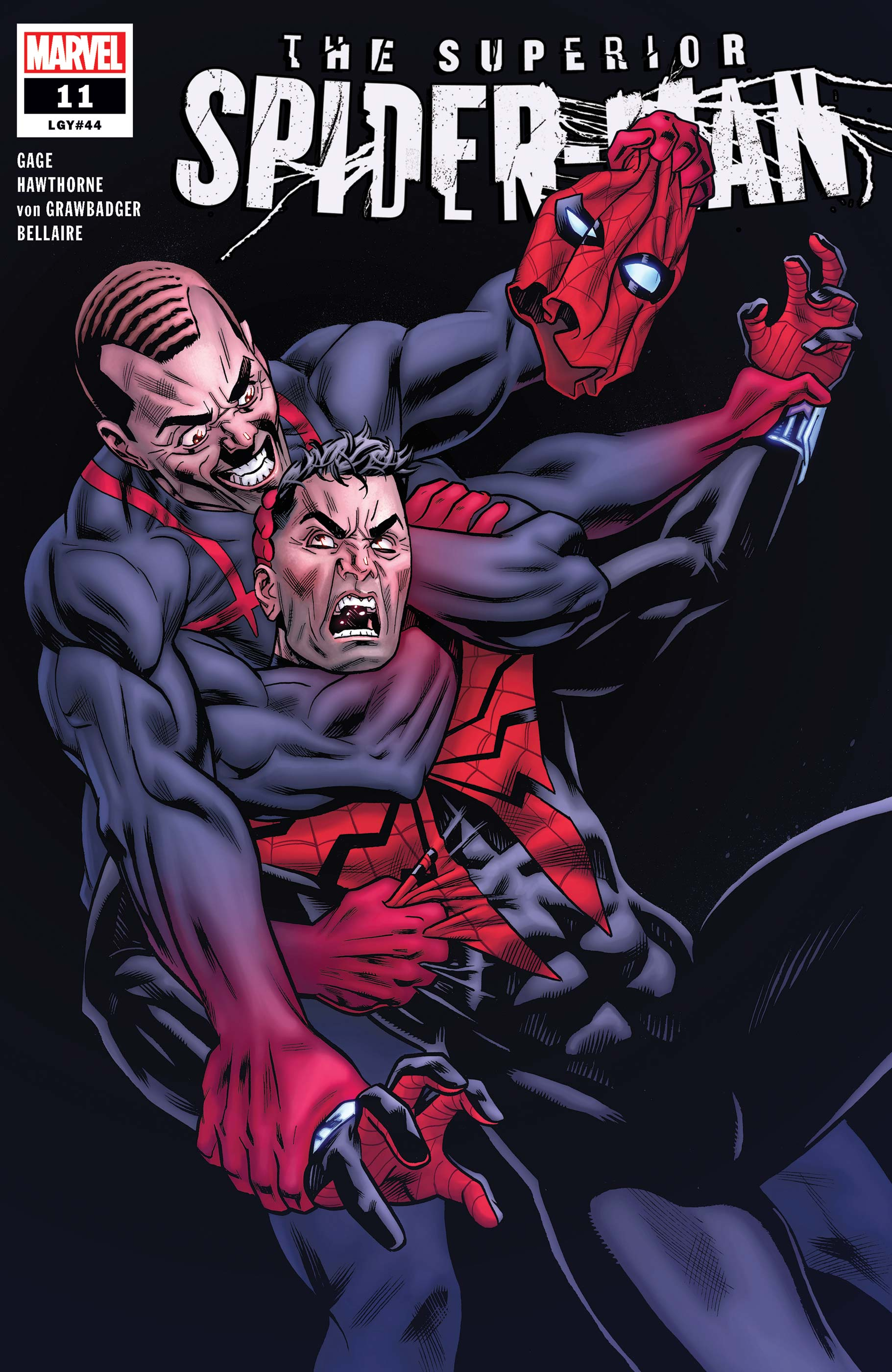 Superior Spider-Man (2018) #11