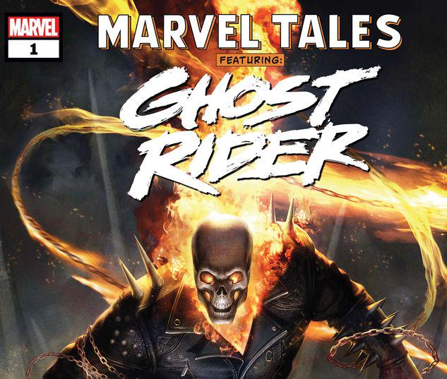 MARVEL TALES: GHOST RIDER 1 #1