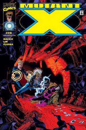 Mutant X (1998) #26