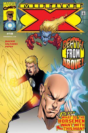 Mutant X #19