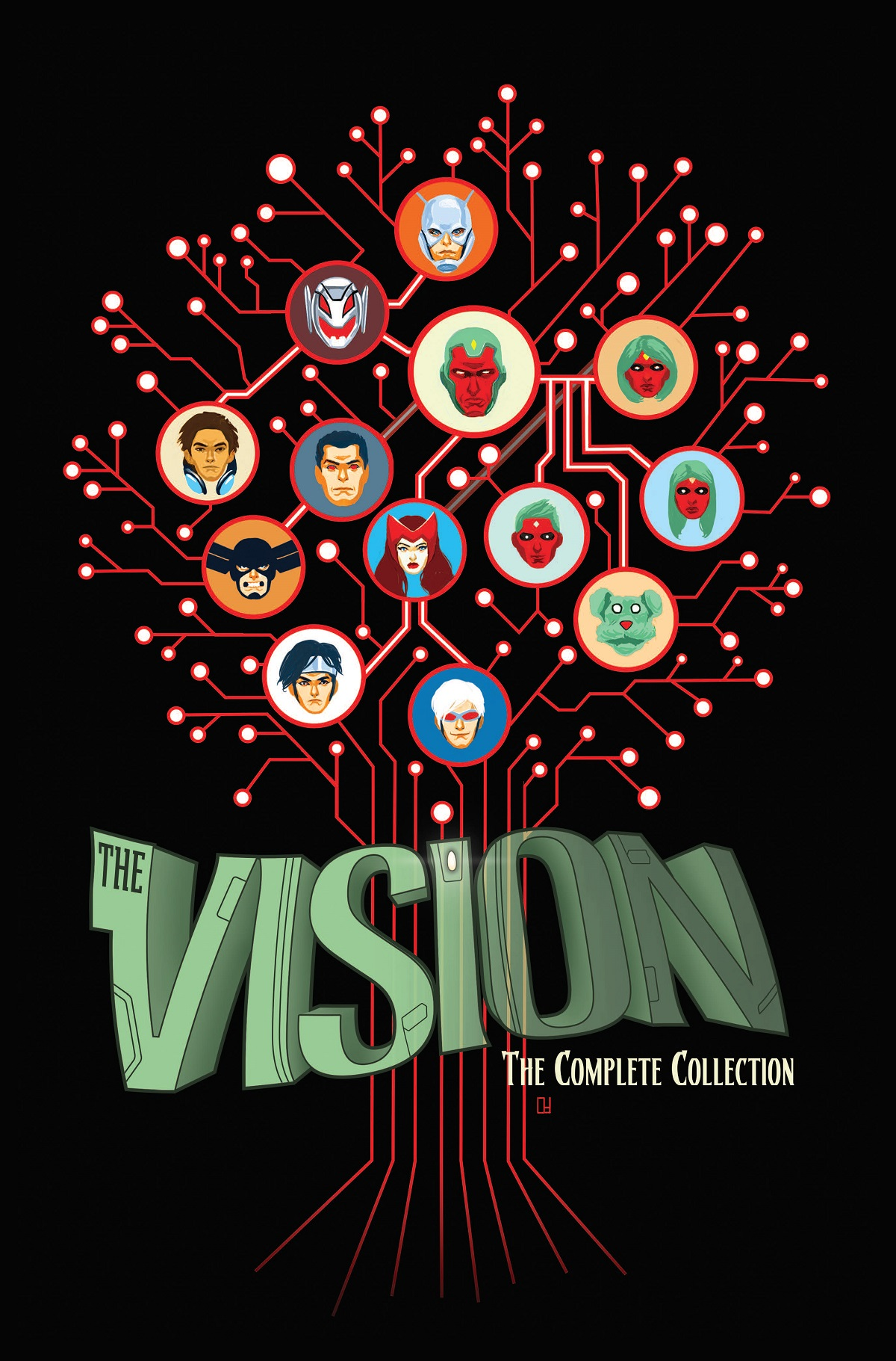 Vision: The Complete Collection (Trade Paperback)