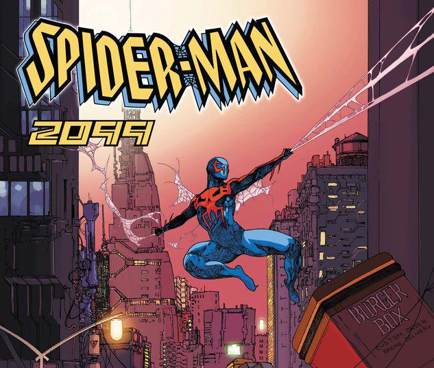 SPIDER-MAN 2099 1 FOREMAN VARIANT #1