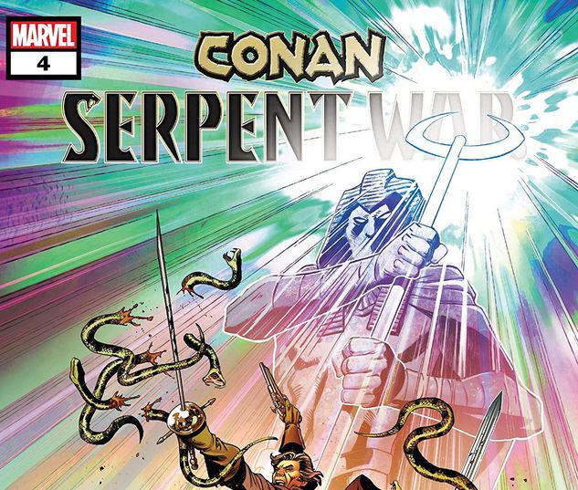 Conan: Serpent War #4