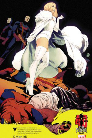 X-Men (2019) #5 (Variant)