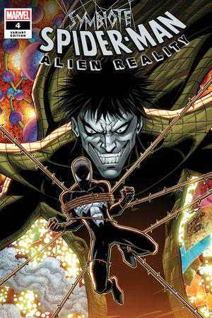 Symbiote Spider-Man: Alien Reality #4  (Variant)