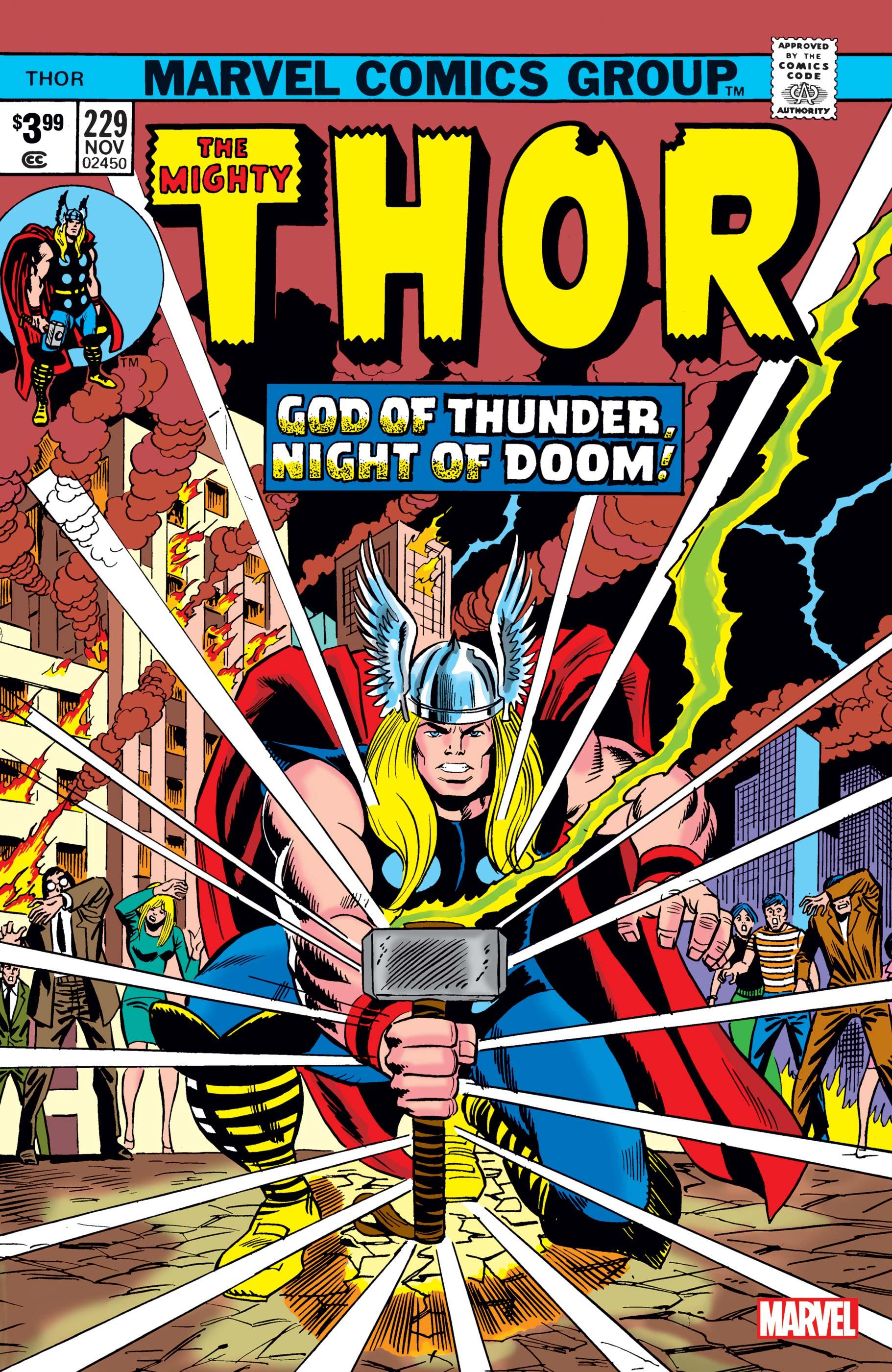 Thor Facsimile Edition (2020) #229