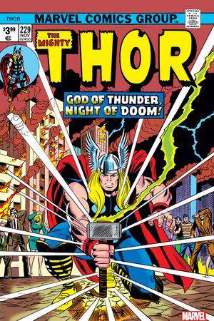 Thor Facsimile Edition #229