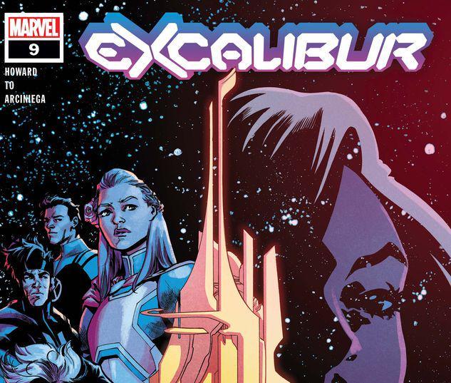 Excalibur #9