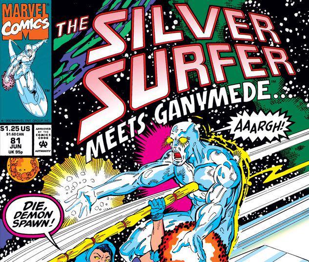 Silver Surfer #81