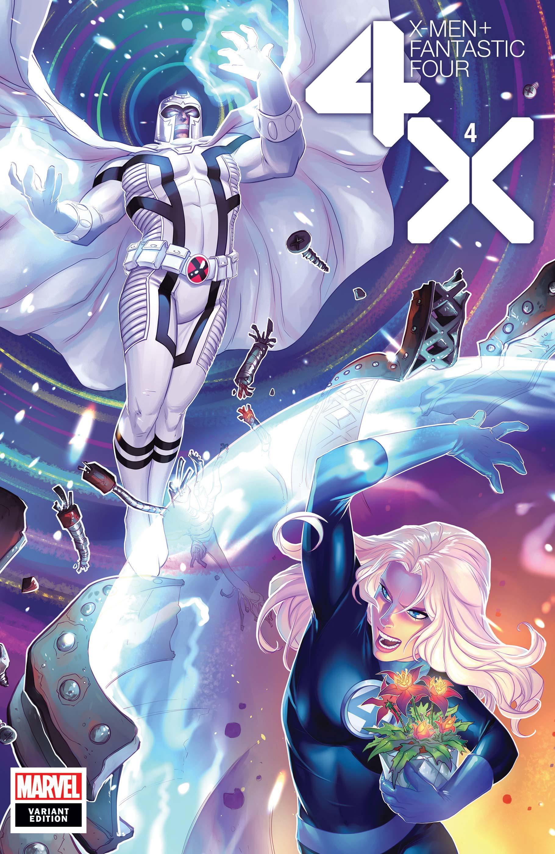 X-Men/Fantastic Four (2020) #4 (Variant)