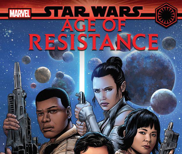 STAR WARS: AGE OF RESISTANCE HC #1