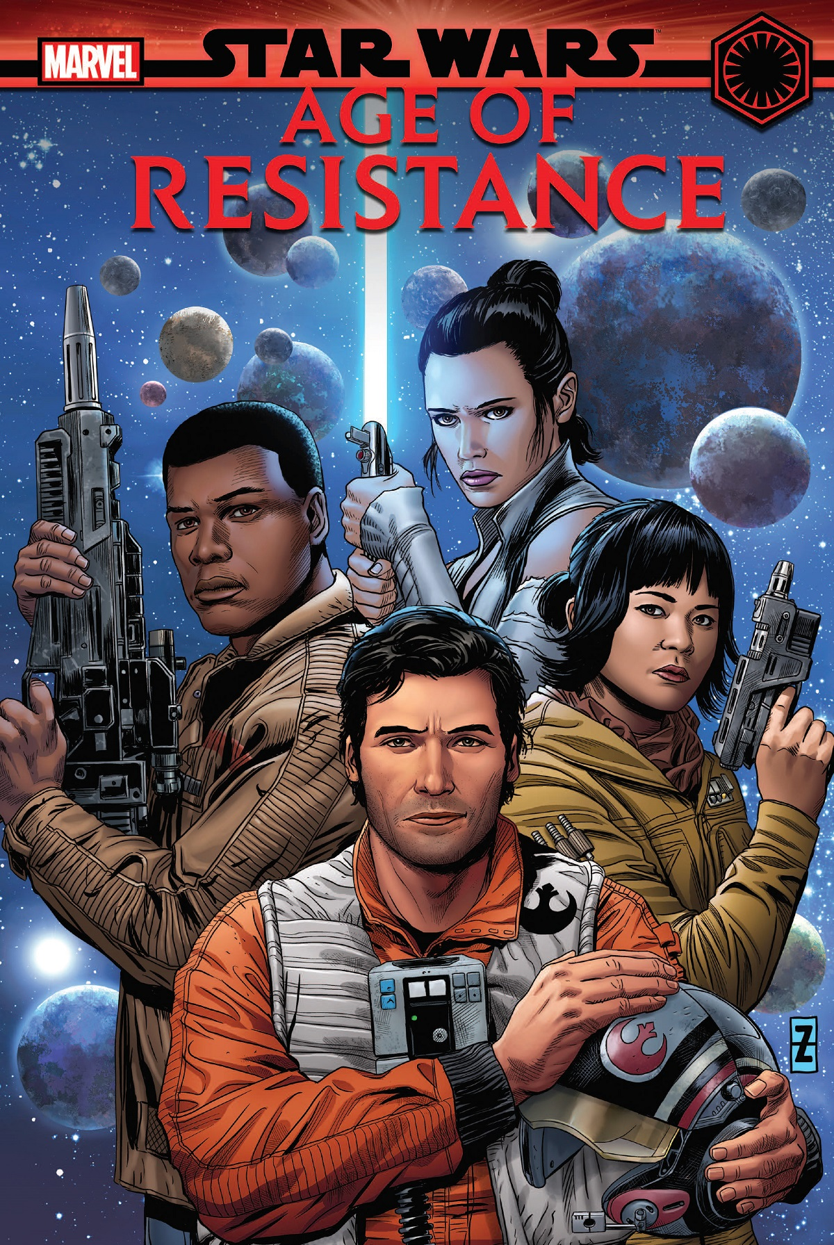 Star Wars: Age of Resistance (Hardcover)