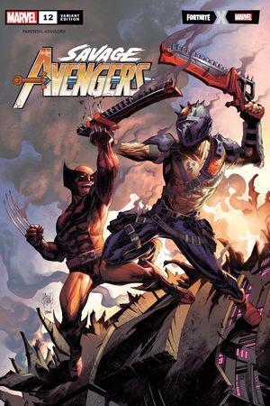 Savage Avengers (2019) #12 (Variant)