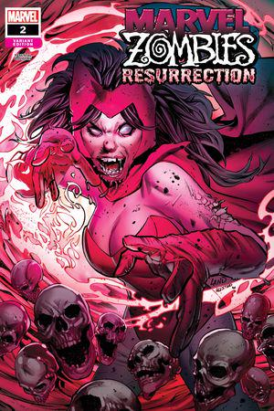 Marvel Zombies: Resurrection (2020) #2 (Variant)