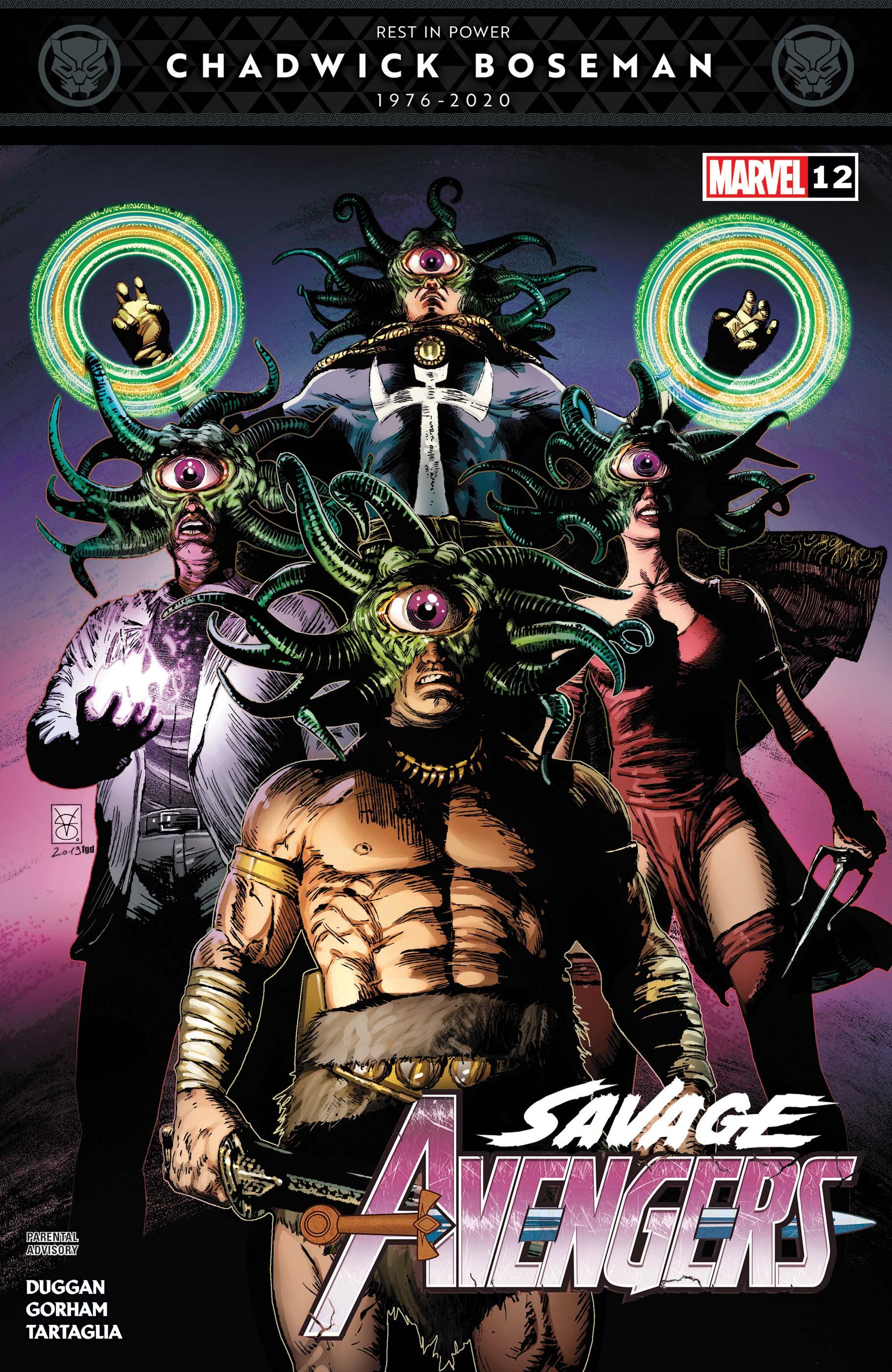 Savage Avengers (2019) #12