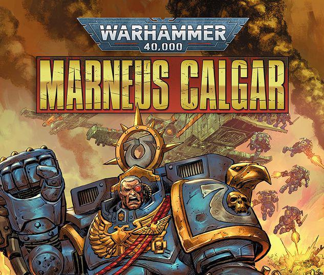WARHAMMER 40,000: MARNEUS CALGAR TPB #1