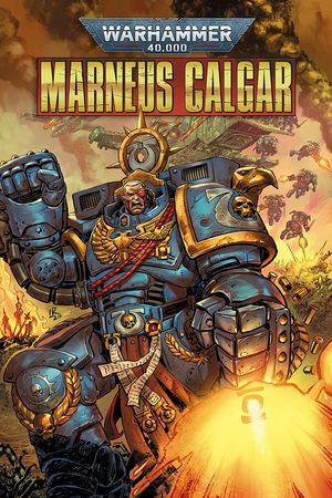 Warhammer 40,000: Marneus Calgar  (Trade Paperback)