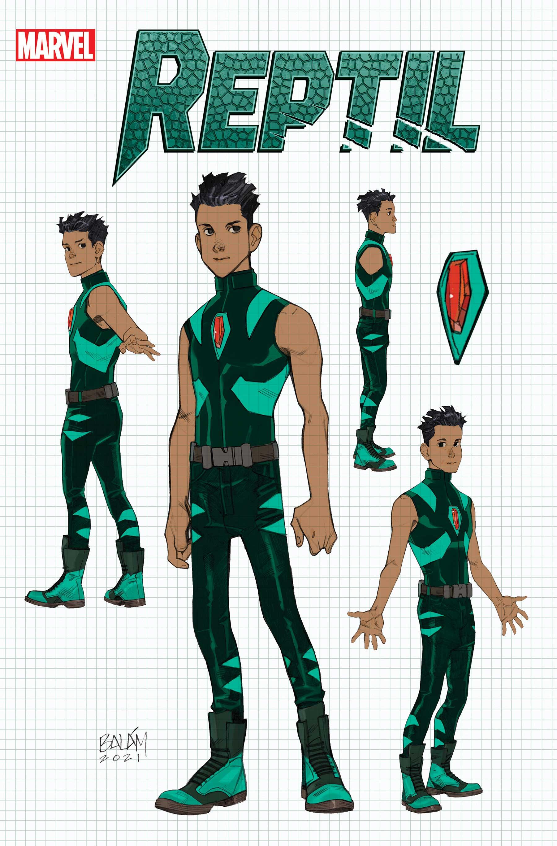 Reptil (2021) #2 (Variant)