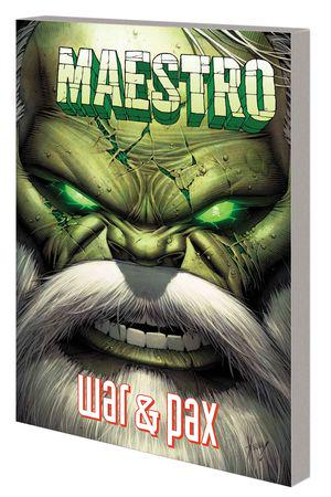 MAESTRO: WAR AND PAX TPB (Trade Paperback)